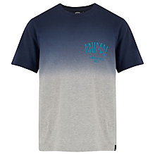 Buy Animal Boys' Deverell Short Sleeve T-Shirt, Grey Online at johnlewis.com