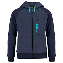 Buy Animal Boys' Humming Hoodie, Navy Online at johnlewis.com