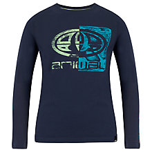 Buy Animal Boys' Long Sleeve Brookey T-Shirt Online at johnlewis.com