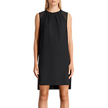 Buy AllSaints Jay Dress Online at johnlewis.com