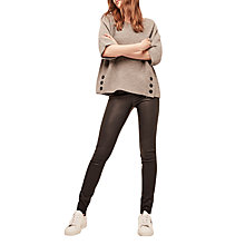 Buy Gerard Darel Sasha Leather Trousers Online at johnlewis.com