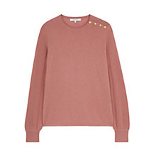Buy Gerard Darel Leanie Wool Cashmere Jumper Online at johnlewis.com