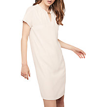Buy Gerard Darel Nashi Crepe Dress, Ecru Online at johnlewis.com