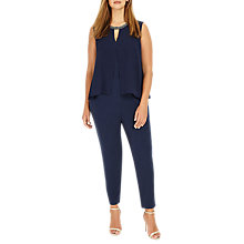 Buy Studio 8 Alaina Jumpsuit, Navy Online at johnlewis.com