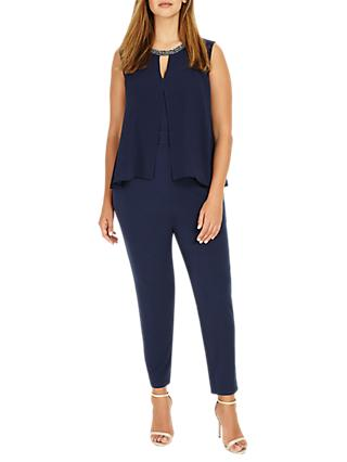 Studio 8 Alaina Jumpsuit, Navy