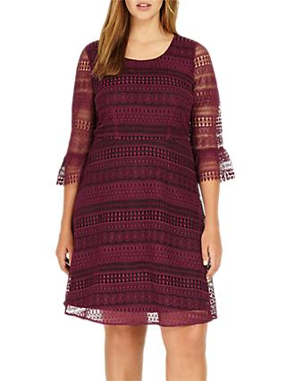 Studio 8 Demelza Lace Dress, Purple
