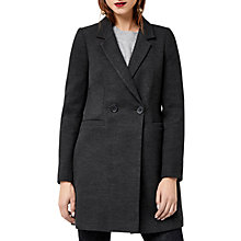 Buy Warehouse Clean Long Sleeve Coat Online at johnlewis.com