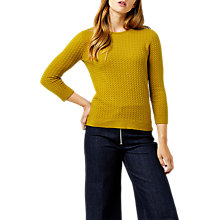 Buy Warehouse Bobble Stitch Jumper Online at johnlewis.com