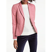 Buy Boden Elizabeth British Tweed Blazer Online at johnlewis.com