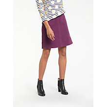 Buy Boden Dorchester Skirt, Black Forest Online at johnlewis.com