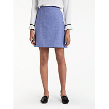 Buy Boden British Tweed Mini Skirt Online at johnlewis.com