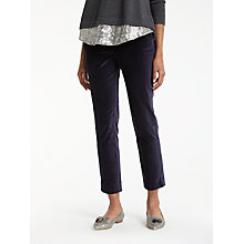 Buy Boden Velvet Trousers Online at johnlewis.com