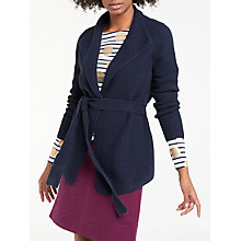 Buy Boden Fiona Cardigan, Navy Online at johnlewis.com