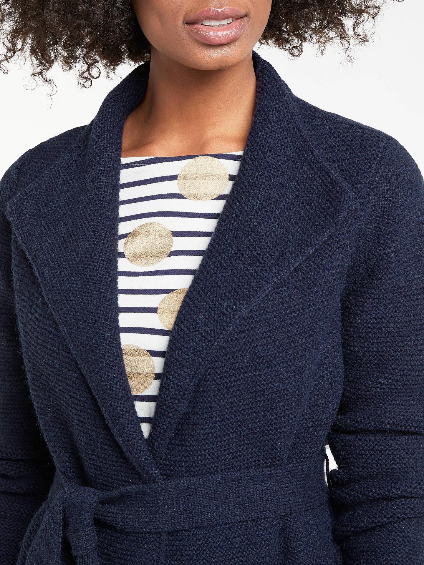 Boden Fiona Cardigan, Navy at John Lewis & Partners