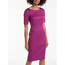 Buy Boden Fleur Fitted Dress Online at johnlewis.com