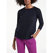 Buy Boden Avery Button Back Jumper Online at johnlewis.com