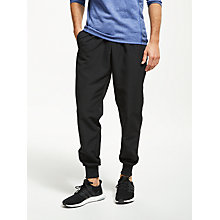 Buy Adidas Essential Standford 2.0 Joggers, Black Online at johnlewis.com