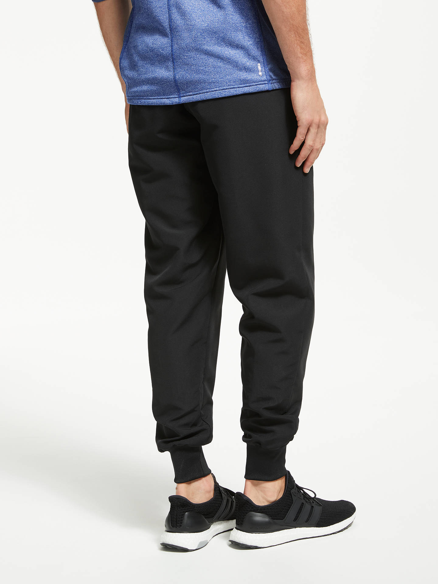 adidas Essentials Stanford 2 Cuffed Pants Black, Traininn