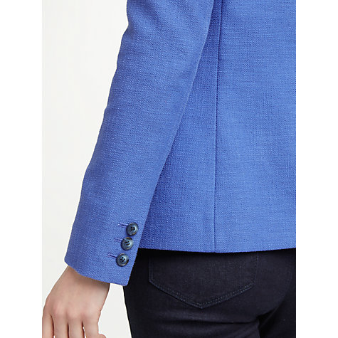 Buy John Lewis Contrast Collar Blazer Online at johnlewis.com