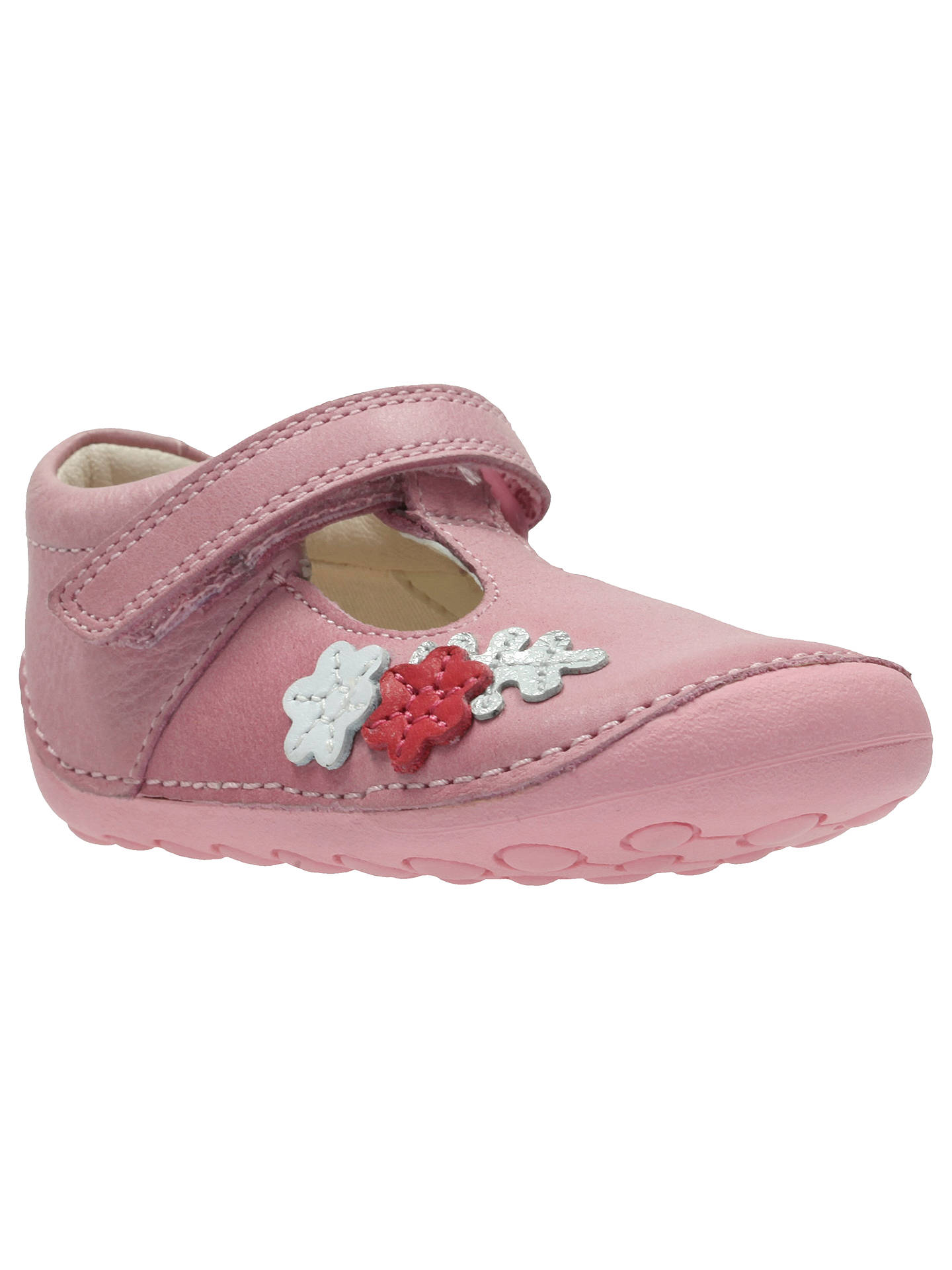 9f49aedbe947 Buy Clarks Children s Tiny Blossom Pre-Walker Shoes