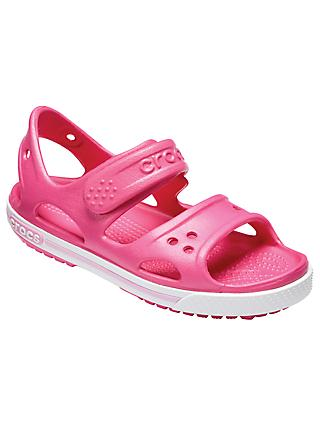 e46e6f93b54733 Crocs Children's Crocband II Sandals
