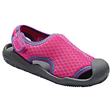 Buy Crocs Children's Swiftwater Sandal Online at johnlewis.com