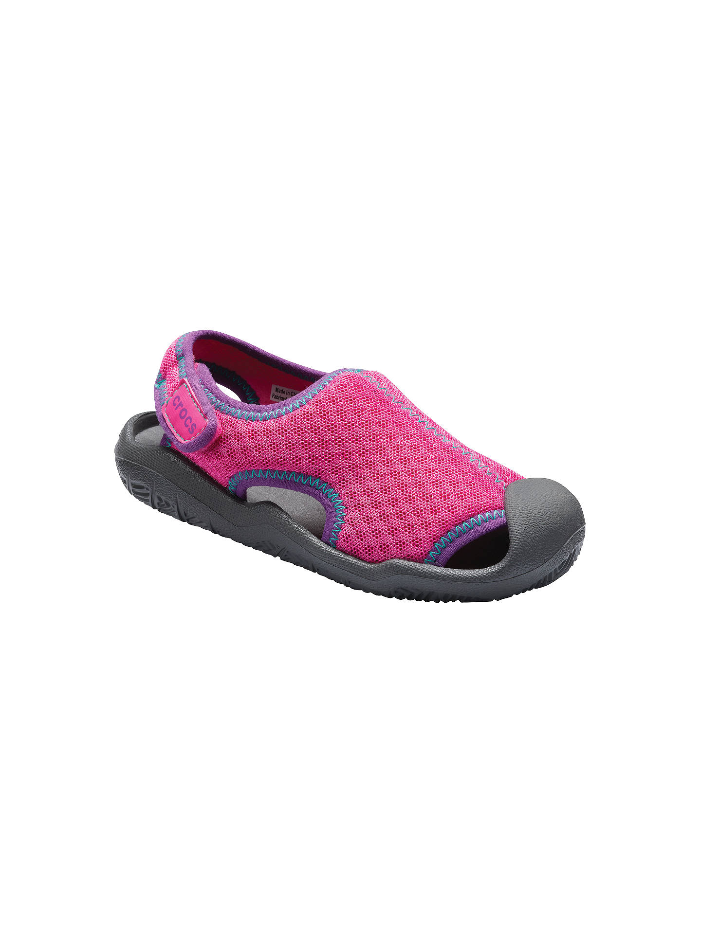b018fe5b2e1f Crocs Children s Swiftwater Sandal at John Lewis   Partners