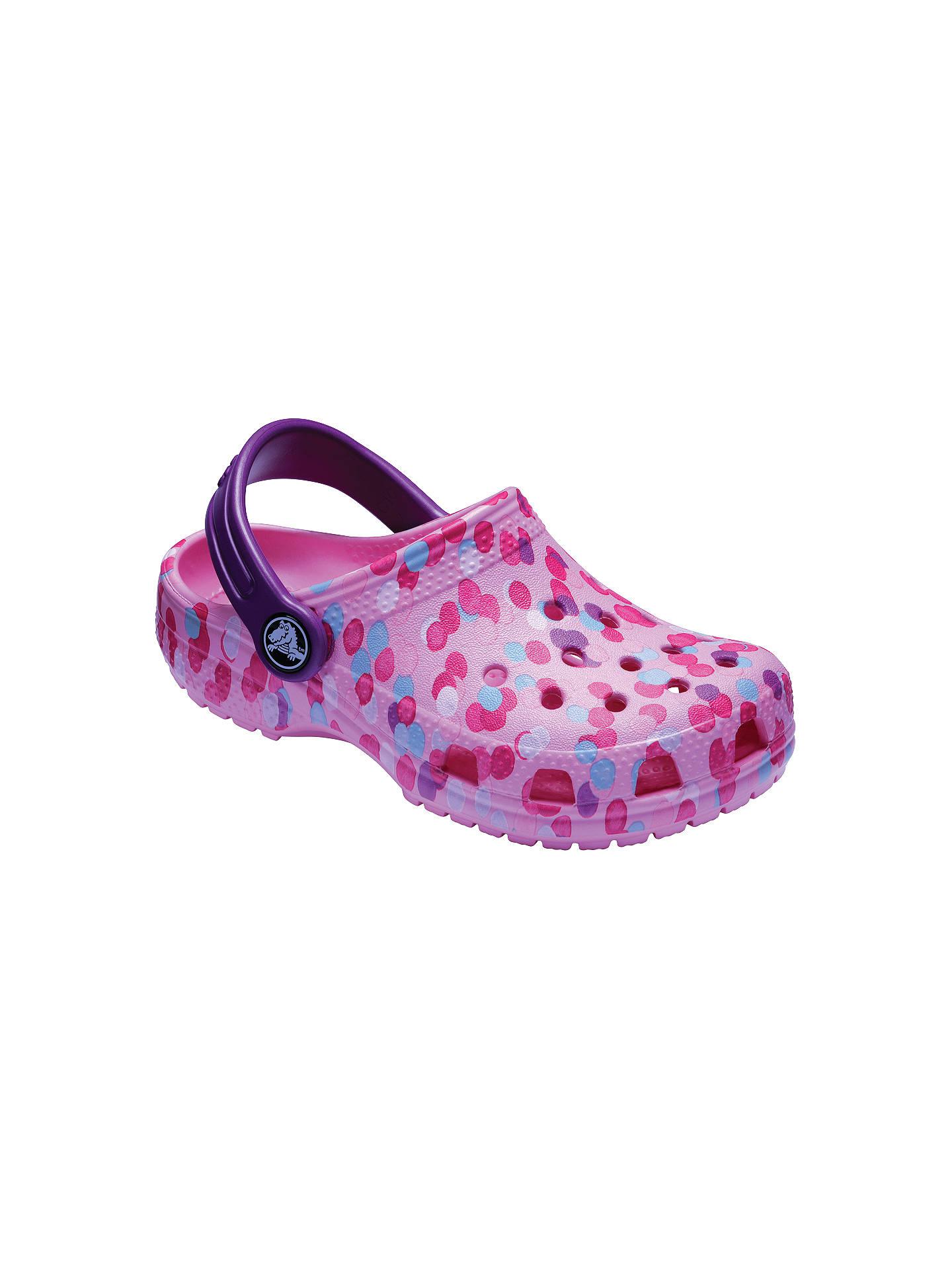 293f11a54 Buy Crocs Children s Classic Croc Graphic Clogs