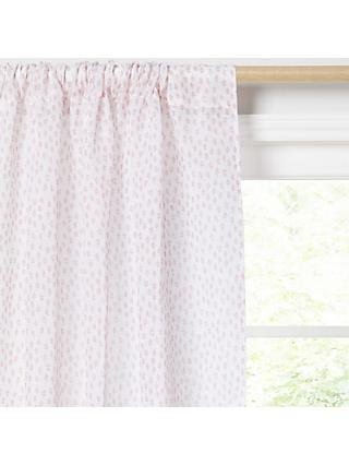 John Lewis & Partners Himani Slot Top Voile Panel