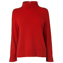 Buy L.K. Bennett Karmi Roll Neck Jumper Online at johnlewis.com