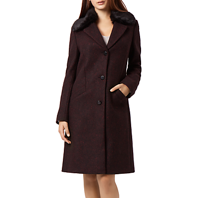 Fenn Wright Manson Adorn Coat, Red