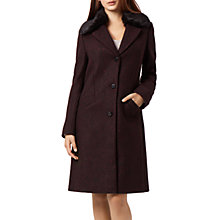 Buy Fenn Wright Manson Adorn Coat, Red Online at johnlewis.com