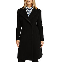 Buy Studio 8 Victoria Coat, Black Online at johnlewis.com
