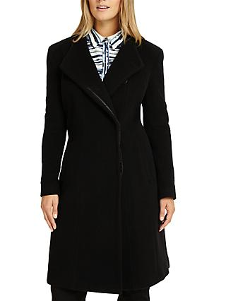 Studio 8 Victoria Coat, Black