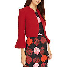 Buy Phase Eight Hanne Jacket, Fire Online at johnlewis.com