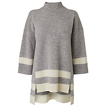 Buy L.K. Bennett Saphy Striped Jumper Online at johnlewis.com