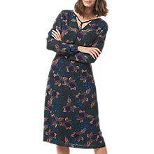 Buy Sugarhill Boutique Noor Abstract Floral Dress, Multi Online at johnlewis.com
