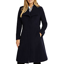 Buy Studio 8 Haley Coat, Navy Online at johnlewis.com