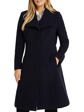 Studio 8 Haley Coat, Navy
