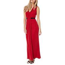Buy Damsel in a dress Cowl Neck Maxi Dress, Red Online at johnlewis.com