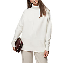 Buy Reiss Jo Compact Roll Neck Jumper Online at johnlewis.com