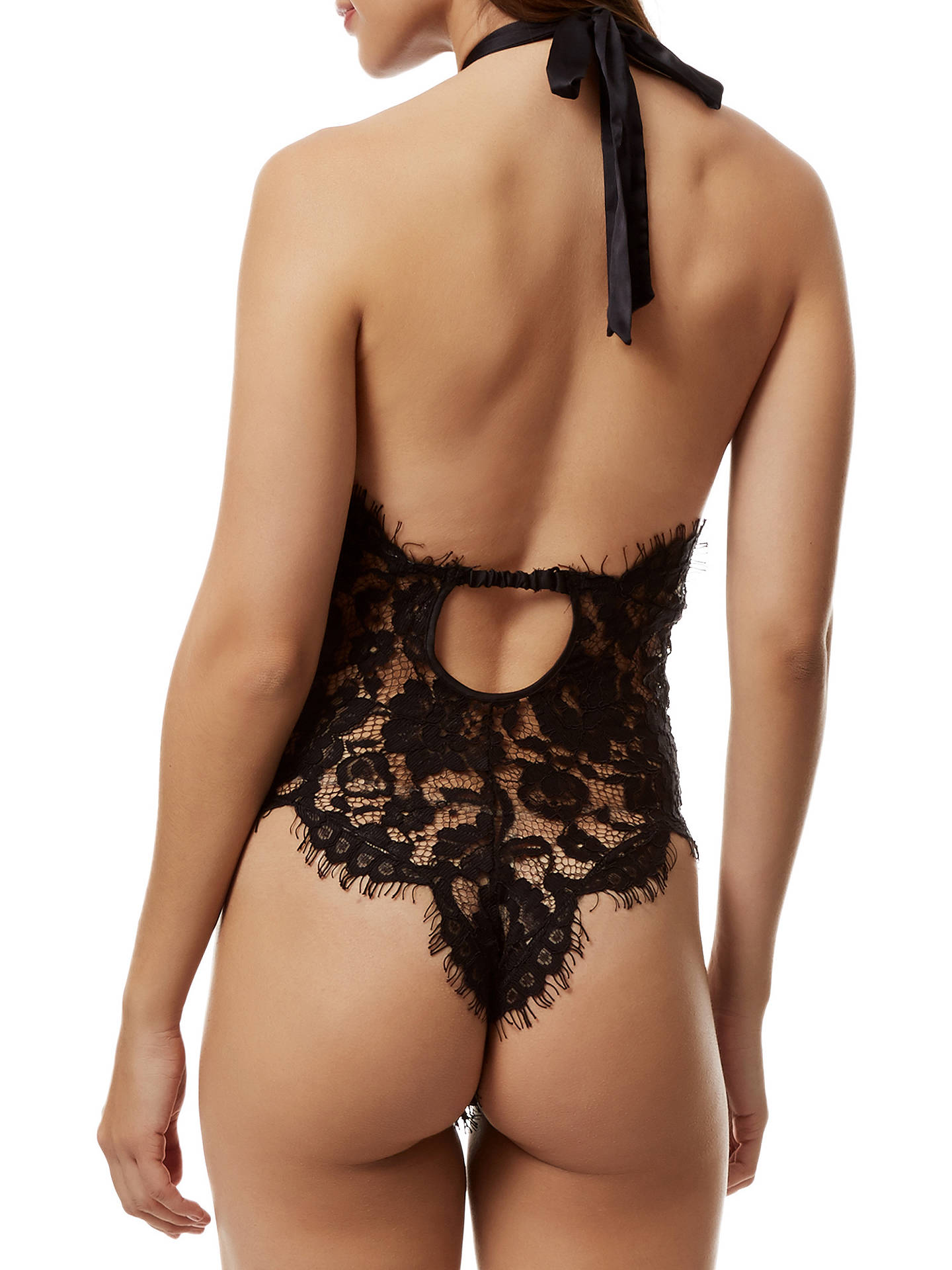 BuyBluebella Natalia Lace Body, Black, 8 Online at johnlewis.com