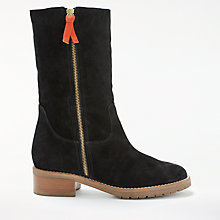 Buy Boden Sherpa Foldover Boots Online at johnlewis.com