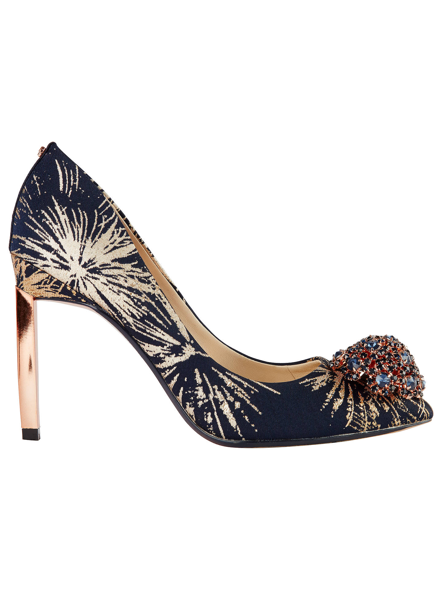8871ca0de958b0 ... Buy Ted Baker Peetch Stardust Court Shoes