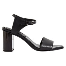 Buy Jigsaw Hagen Block Heeled Sandals Online at johnlewis.com