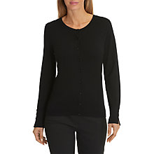 Buy Betty Barclay Fine Knit Cardigan, Black Online at johnlewis.com