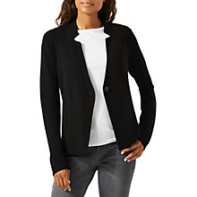 Buy Jigsaw Clean Knit Clasp Blazer Jacket Online at johnlewis.com