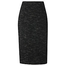 Buy L.K. Bennett Joyce Tweed Skirt, Cream Tweed Online at johnlewis.com