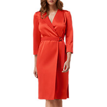 Buy L.K.Bennett Dr Delent Wrap Dress Online at johnlewis.com