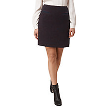 Buy L.K. Bennett Astra Skirt, Sloane Blue Online at johnlewis.com